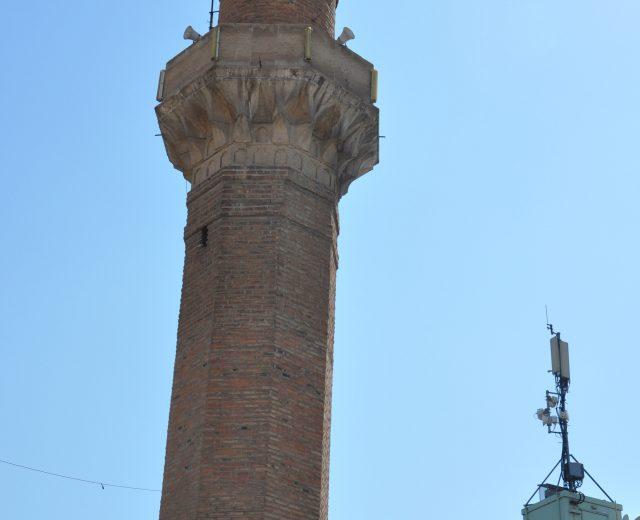 Cami Minare Kumlama