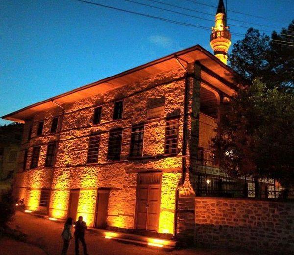 Konya Sille Ak Cami