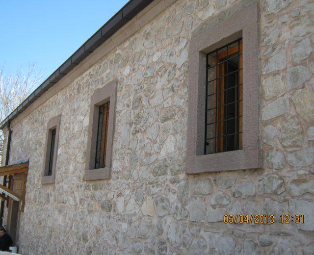 Duvar Kumlaması