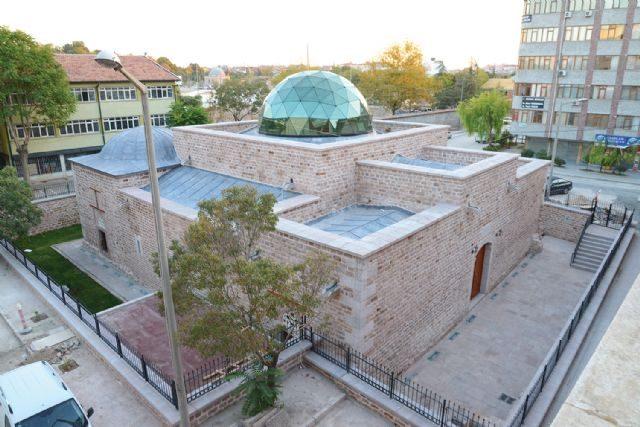 Konya Mahmudiye Külliyesi ve Ali Gav Türbesi